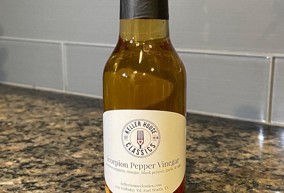 Scorpion Pepper Spicy Vinegar Blend
