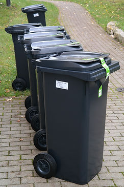 Denton Texas Garbage Can Cleaning Service