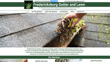 Fredericksburg Gutter and Lawn
