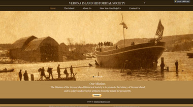 The Verona Island Historical Society