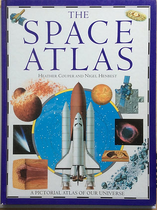 The Space Atlas by Heather Couper