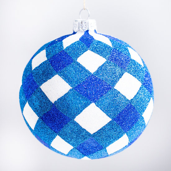 "#2144 - Thomas Glenn ""Twilight"" Ball Christmas Ornament"