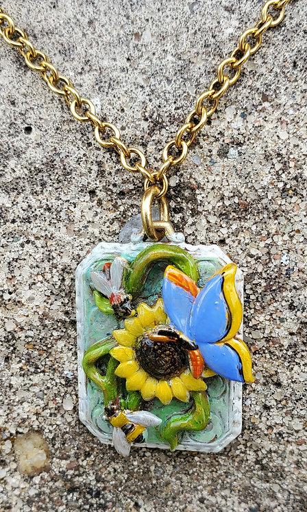 Pollinator Pendant