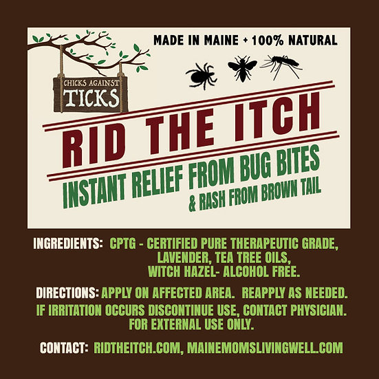 Rid the Itch