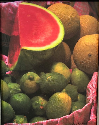 Watermelon and Fruit