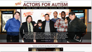Actor's For Autism