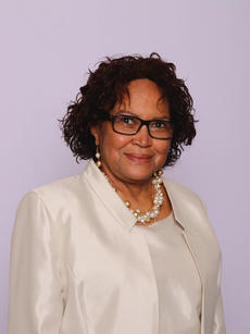 Reverend Phyllis Pollard