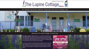The Lupine Cottage