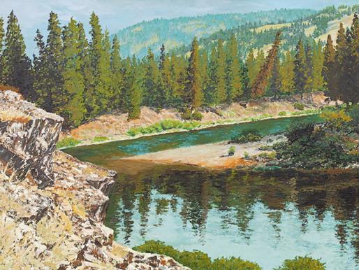 Montana Art Series