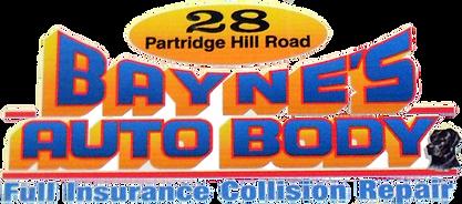 Bayne's Auto Body