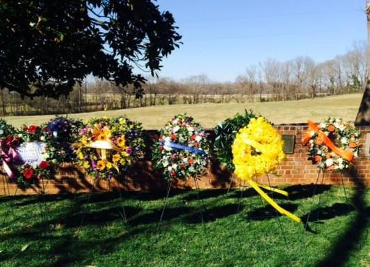 Madison Birthday JMM Wreath Mar 16 2017