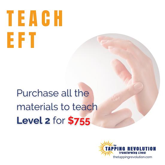 EFT Level 2 Training