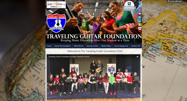 The Traveling Guitar Foundation