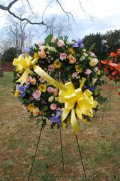 Madison Birthday JMM Wreath