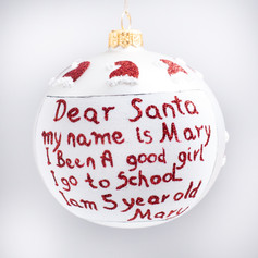 2168 - Letter to Santa -2