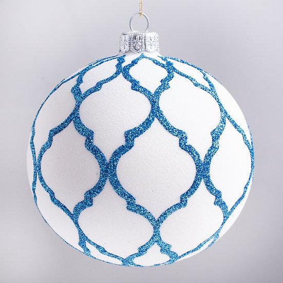 "#2189 - Thomas Glenn ""Tranquility"" Ball Christmas Ornament"