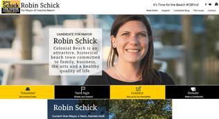 Robin Schick for Mayor