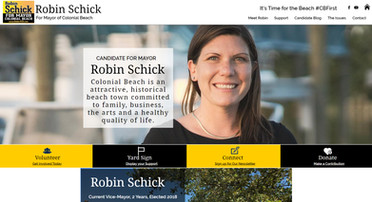 Robin Schick for Mayor