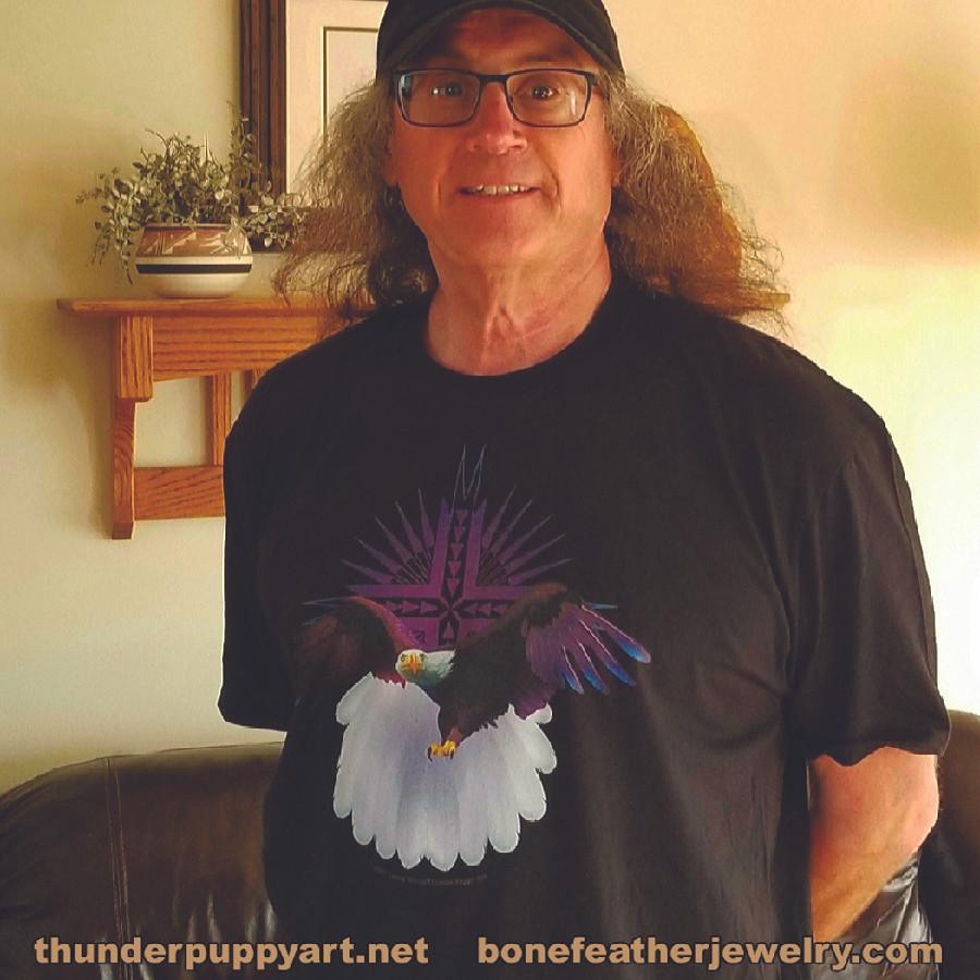 Dan H in first bald eagle shirt.jpg
