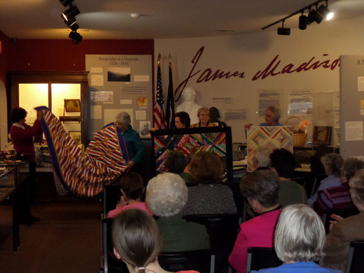 Quilters Presentation March 19 2015