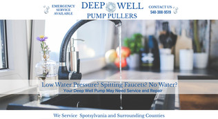 Deep Well Pump Pullers