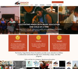 Emahoy Tsege Mariam Music Foundation