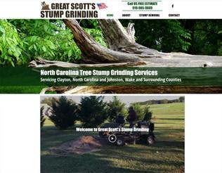 Great Scott's Stump Grinding
