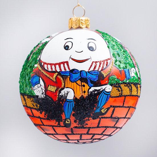 "#2167 - Thomas Glenn ""Fairy Tales"" Ball Christmas Ornament"