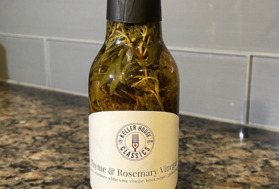 Thyme & Rosemary Vinegar Herbed Blend Vinegar