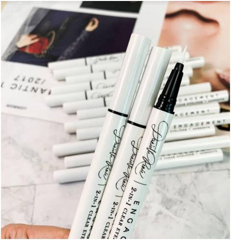 Engagement 2-in-1 Eyeliner + Adhesive Clear