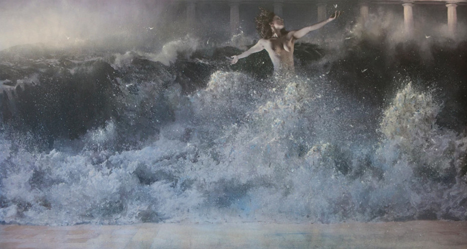 Hebe, The Water Bearer. A New Beginning
