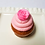 Thumbnail: Pink Strawberry Champagne Cupcake