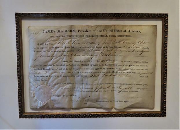 MR 1814 Land Office doc.JPG