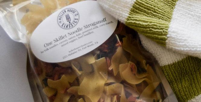 Noodle Stroganoff Skillet Mix