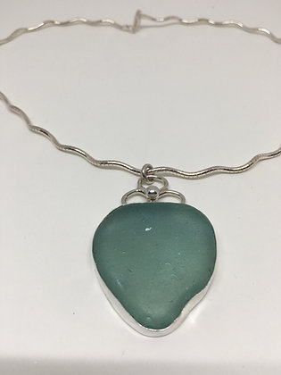 Under the Sea Seaglass Necklace