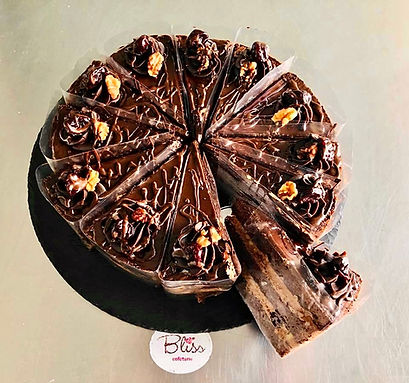 Ciocolata cu nuca si visine