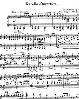 Karelia Overture