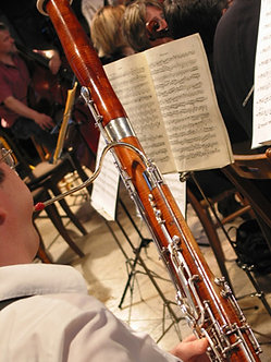 Three Episodes for Bassoon and String Orchestra