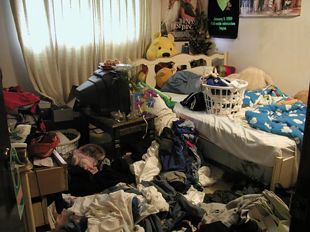 Go Clean Up your Room