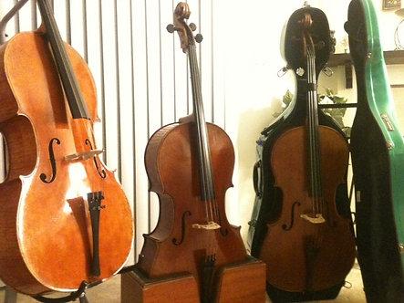 Cleverly Chosen Cellos