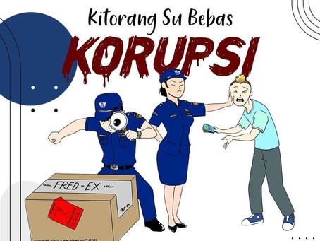 Wilayah Bebas dari Korupsi (WBK)