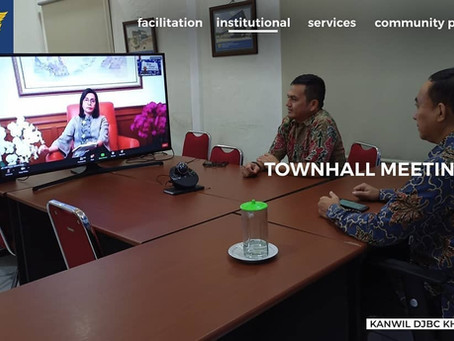 TOWNHALL MEETING 2020