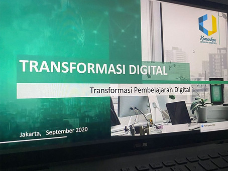 """Sharing Session""""Digital Transformation in Government"""""""