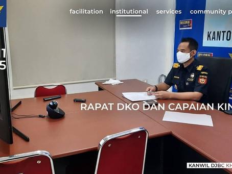 Rapat DKO dan Capaian Kinerja
