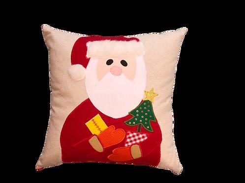 Noel Baba Yılbaşı Konsepti Yastık
