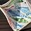 Thumbnail: Özel Tasarım Makrome Clutch Çanta No.11