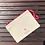 Thumbnail: Pembe Fermuarlı Clutch Çanta
