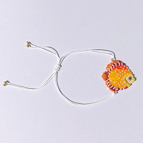 Turuncu Balık Miyuki Bileklik