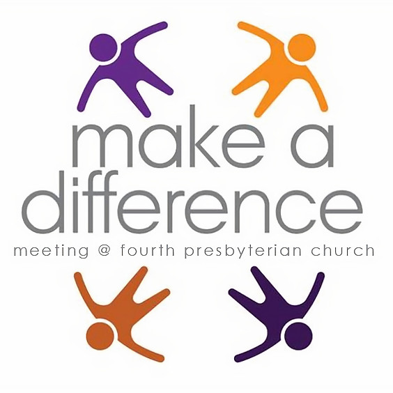 Make a Difference Mtg at Fourth Pres