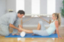 Physiotherapy at the InnerSpace in Schlieren